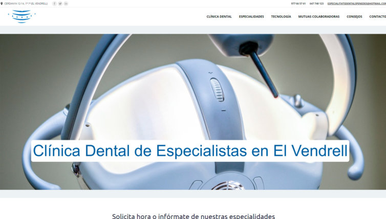 Clínica Dental El Vendrell